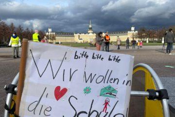 Schulschließung Lockdown verlängert