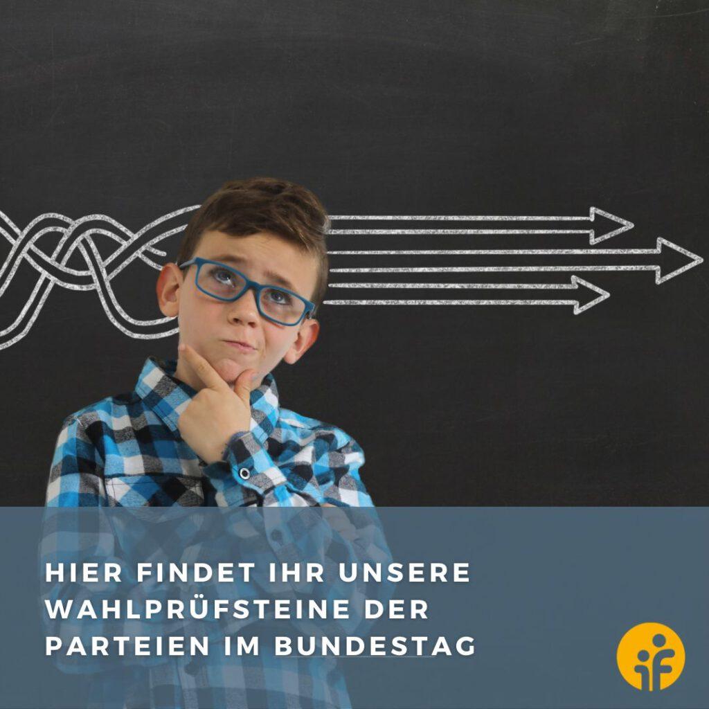 Wahlprüfsteine Bundestag IF